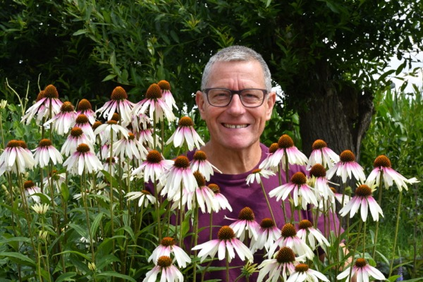 Echinacea Pretty Parasols with breeder Spruyt Select CGV