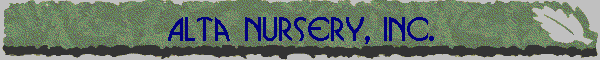 Logo of Alta Nursery, Inc