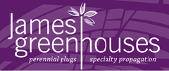 Logo of James Greenhouses, Inc.