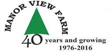 Logo of Manor View Farm