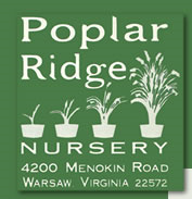 Logo of Poplar Ridge Nursery, LLC
