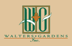 Logo of Walters Gardens Inc,