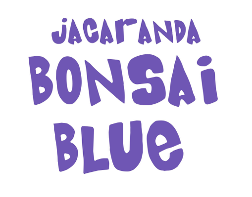 Image of Jacaranda Bonsai Blue