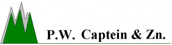 Logo of P.W. Captein & Zn.