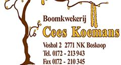 Logo of Boomkwekerij Cees Koemans
