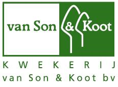 Logo of Van Son & Koot B.V.