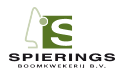 Logo of Boomkwekerij Spierings BV