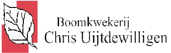 Logo of Boomkwekerij Chris Uijtdewilligen