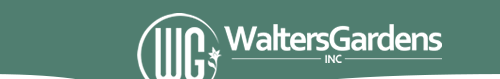Logo of Walters Gardens Inc.