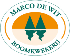Logo of Marco de Wit Boomkwekerij